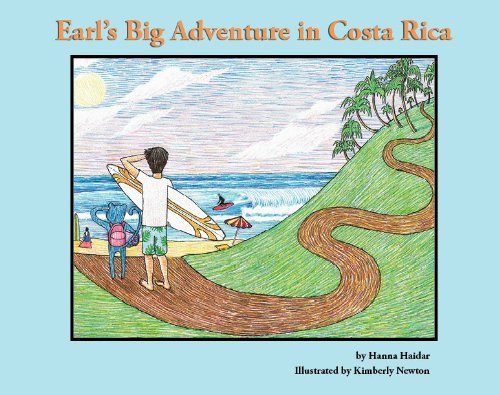 9780980097528: Earl's Big Adventure in Costa Rica