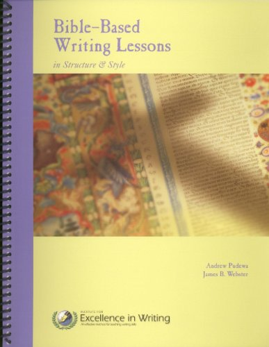 9780980100594: Bible-Based Writing Lessons