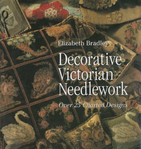 9780980105100: Decorative Victorian Needlework: Over 25 Charted Designs
