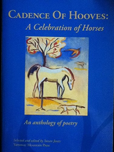 9780980114102: Cadence of Hooves: A Celebration of Horses: Contemporary Poetry