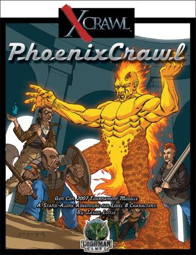 Xcrawl PhoenixCrawl: Jason Little