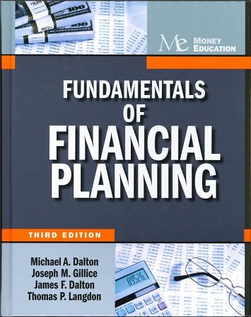 9780980129984: Fundamentals of Financial Planning