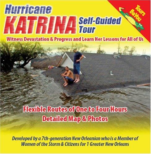 9780980132106: Hurricane Katrina: Self-Guided Tour (2 CD set)
