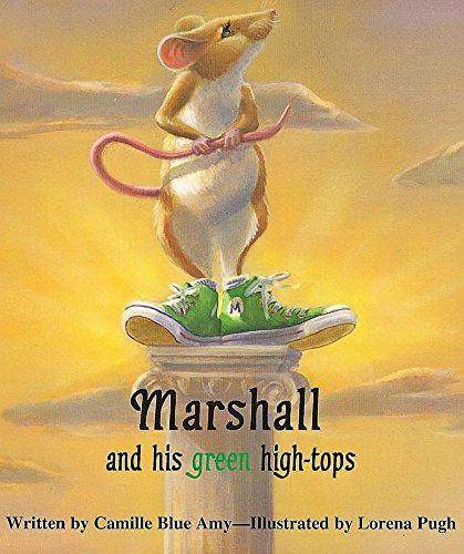 9780980135305: Marshall and his green high-tops