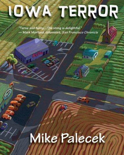 Iowa Terror: a novel like no other: Mike Palecek