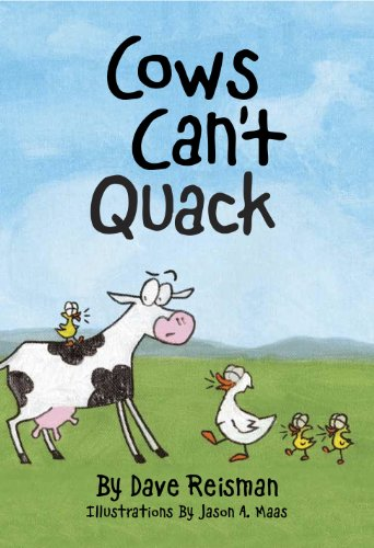 9780980143331: Cows Can't Quack: Animal Sounds (Cows Can't Series)
