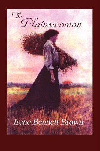 9780980155822: The Plainswoman
