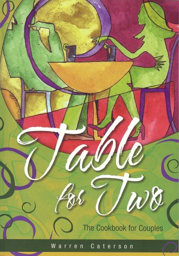 9780980156812: Table For Two: The Cookbook For Couples