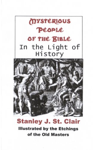 9780980170436: Mysterious People Of The Bible In The Light Of History