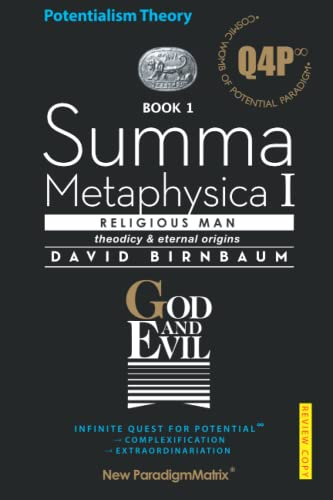 Summa Metaphysica I: God and Evil: Birnbaum, David
