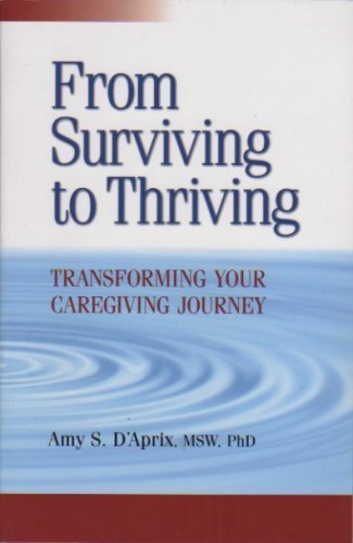 9780980173109: From Surviving To Thriving