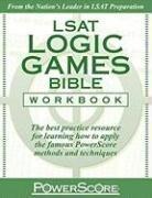 9780980178289: The PowerScore LSAT Logic Games Bible Workbook (Powerscore Test Preparation)