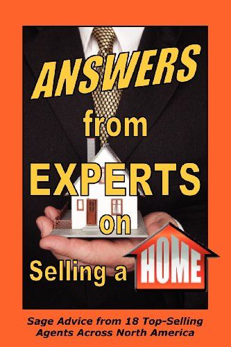 9780980185539: Answers From Experts on Selling a Home