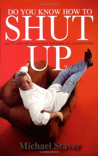 Do You Know How to Shut Up?