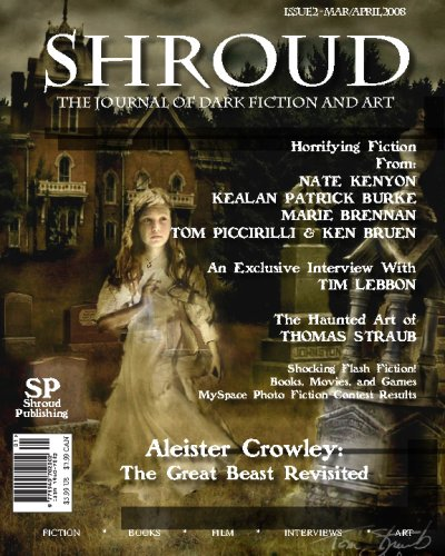 9780980187021: Shroud: The Journal Of Dark Fiction And Art: Volume 2