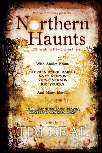 9780980187052: Northern Haunts: 100 Terrifying New England Tales