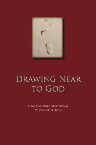 Drawing Near to God: Joanne Ellison