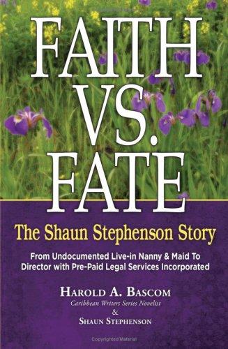 9780980206302: Faith Vs. Fate, The Shaun Stephenson Story.