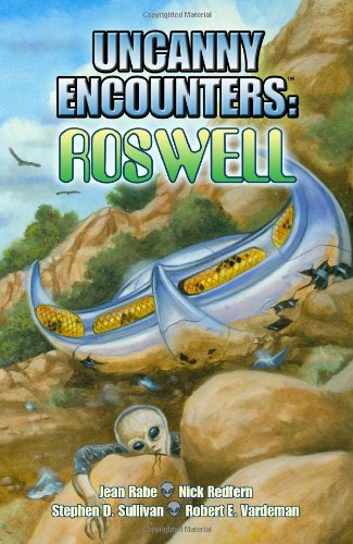 Uncanny Encounters Roswell: Nick Redfern