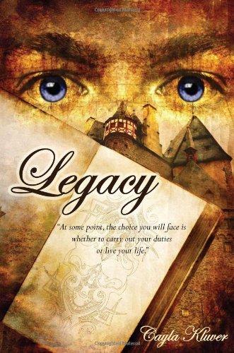9780980208979: Legacy