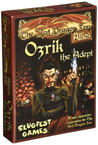 9780980209259: Red Dragon Inn: Allies - Ozrik the Adept (Red Dragon Inn Expansion): N/A
