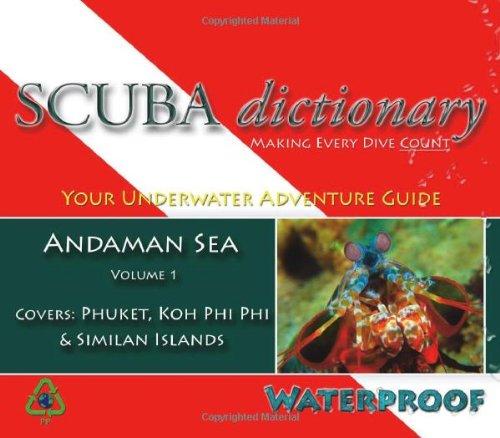 9780980210217: SCUBA dictionary: Andaman Sea, Vol. 1