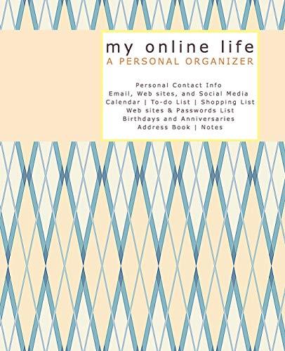 my online life A PERSONAL ORGANIZER: Sandra Graves