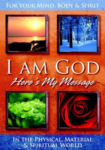 9780980211818: I Am God: Here's My Message