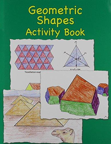 9780980219166: Geometric Shapes Activity Book