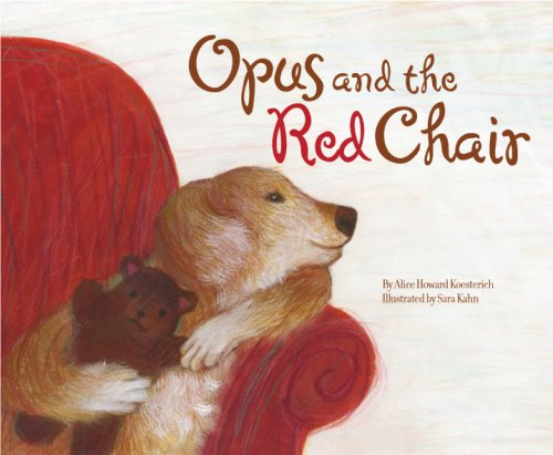 9780980223019: Opus and the Red Chair
