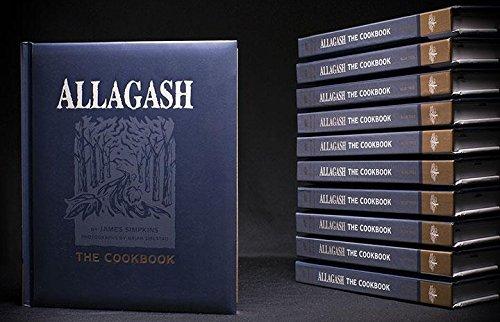 Allagash the Cookbook: Simpkins, James