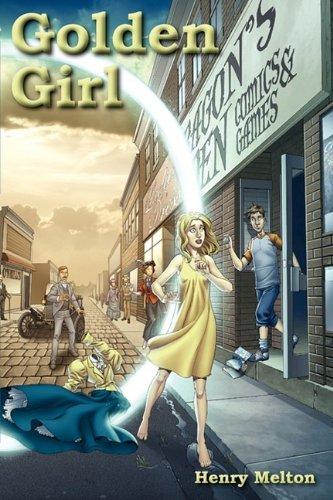 9780980225358: Golden Girl