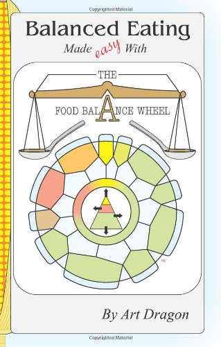 Balanced Eating Made Easy with the Food Balance Wheel: A How-To Guide For Quickly Planning Balanced...