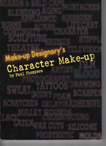 9780980231854: Make-Up Designory's Character Make-Up
