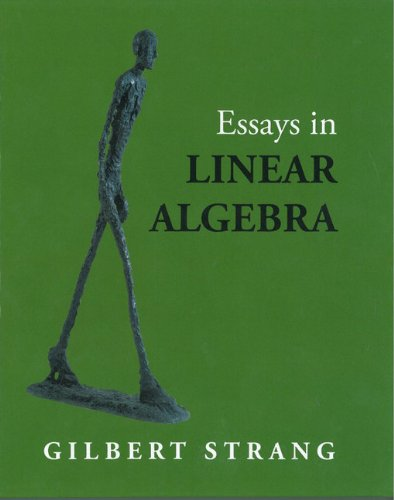 9780980232769: Essays in Linear Algebra Hardback