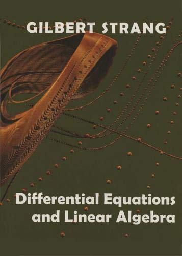 9780980232790: Differential Equations and Linear Algebra (Gilbert Strang)