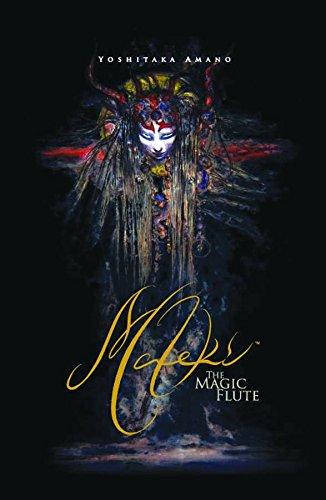 Mateki – The Magic Flute (signed): Shern, Edmund (adapted by)