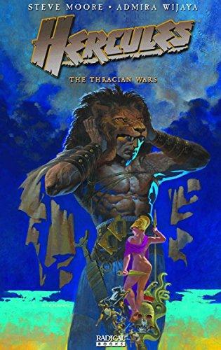 9780980233599: Hercules: The Thracian Wars