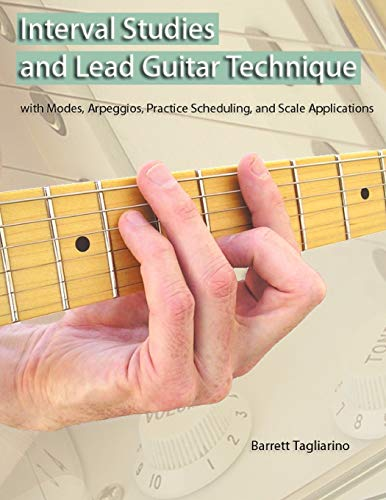 9780980235340: Interval Studies and Lead Guitar Technique