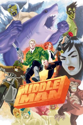 9780980238549: The Middleman: The Collected Series Indispensability