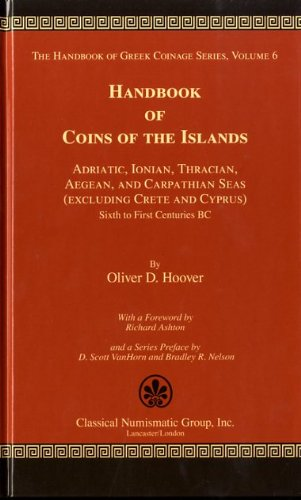 9780980238761: Handbook of Coins of the Islands (The Handbook of Greek Coinage Series, Volume 6)