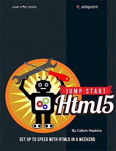 9780980285826: Jump Start HTML5