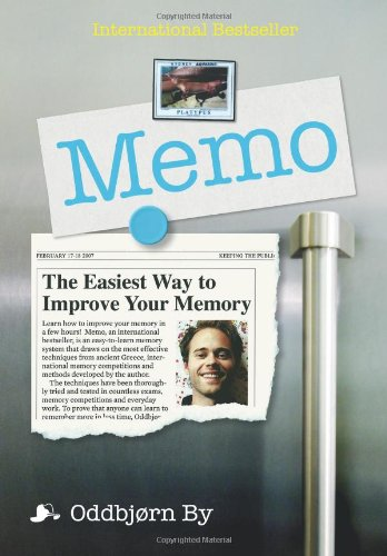 9780980326901: Memo: The Easiest Way to Improve Your Memory