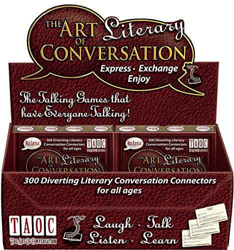 The Art of Conversation Literary: Literary: Louise Howland, Keith Lamb