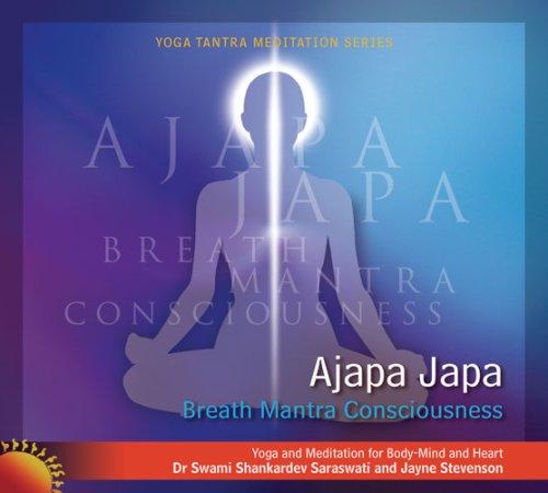 9780980349610: Ajapa Japa Meditation, Breath Mantra Consciousness (Double CD)