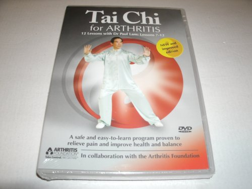 9780980357332: Tai Chi for Arthritis - 12 Lessons with Dr. Paul Lam : 7 - 12