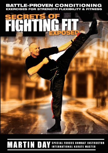 Secrets of Fighting Fit Exposed: Day, Martin