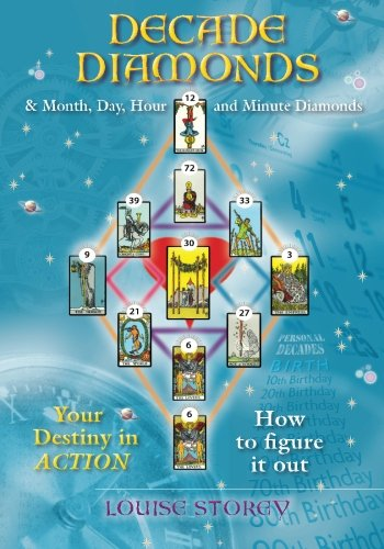 9780980392920: Decade Diamonds & Month, Day, Hour and Minute Diamonds: Your Destiny in Action
