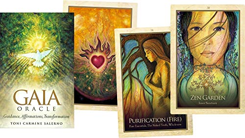 9780980398373: Gaia Oracle: Guidance, Affirmations, Transformation