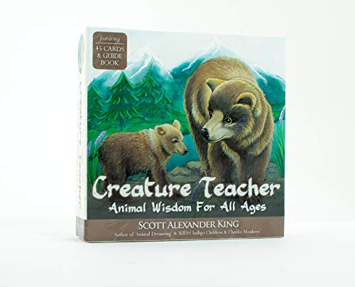 9780980398380: Creature Teacher : Animal Wisdom for All Ages